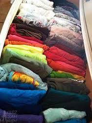 shirt drawer